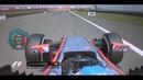 F1 2015 Chinese GP Alonso Onboard Lap