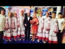 """На Первом канале чувашская народная песня """"Садра"""""""