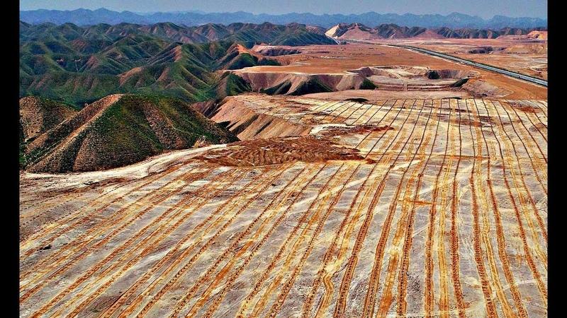 Остановите эту планету Китайцы уже двигают горы