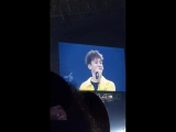 29.06.2018 EXO Channel ADVENTURE - Space Stage - in Chiba, Japan D1 Opening (Chen)