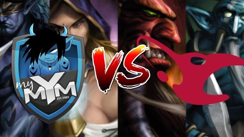 Meet Your Makers vs. mousesports [Farm 4 Fame] | DotA 1
