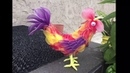 How to make a nylon stocking - Rooster