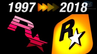 Evolution of Rockstar Games Logo Intro (1997 to 2018)