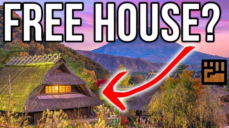 The FREE Japanese Homes TRUTH 💲 - Vacant Akiya Houses Debunked