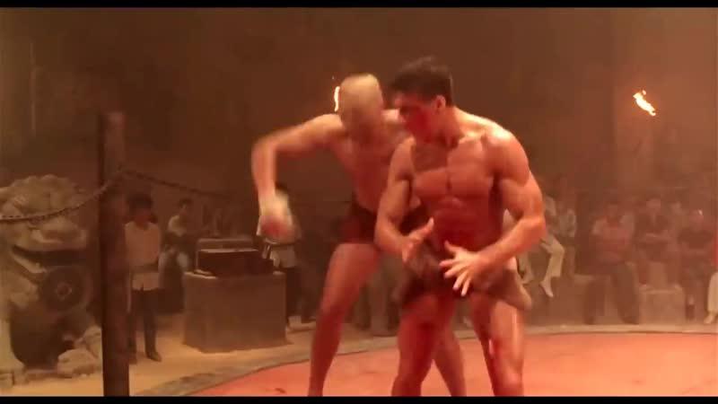 Kickboxer __ Classic Scene 02 __ Jean-Claude Van Damme