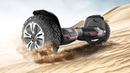 Gyroor Warrior 8 5 inch All T errain Off Road Hoverboard with Music Speakers and LED Lights
