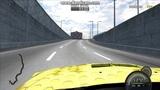 Need for Speed ProStreet Токийское шоссе маршрут 1 первая часть на BMW Z4 M Coupe (улучшение)