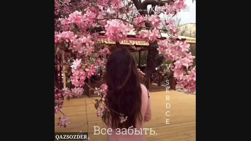 Бәрі жақсы болады!_sunflower_ - Подпишись @qazsozder _heart_ - Ставьте лайк!_heartpulse_ - - love - almaty ( 750 X 750 ).mp4