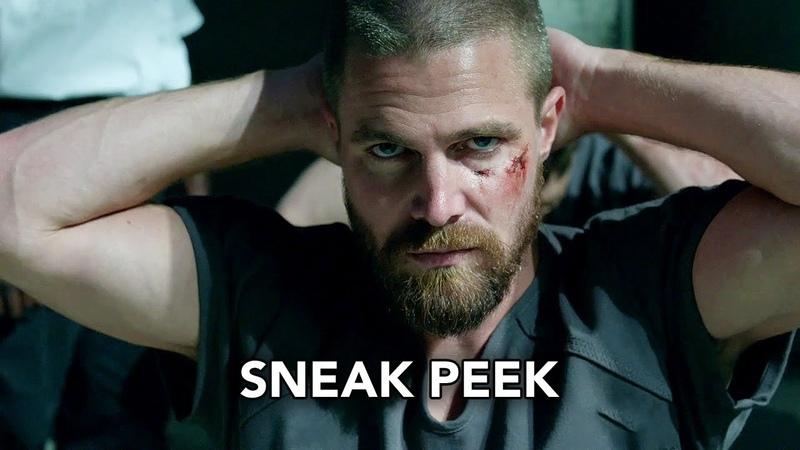 Arrow 7x01 Sneak Peek 2 Inmate 4587 (HD)