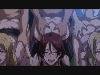 [hentai] [хентай] meikoku gakuen jutai hen _ оккультная академия [02 2]