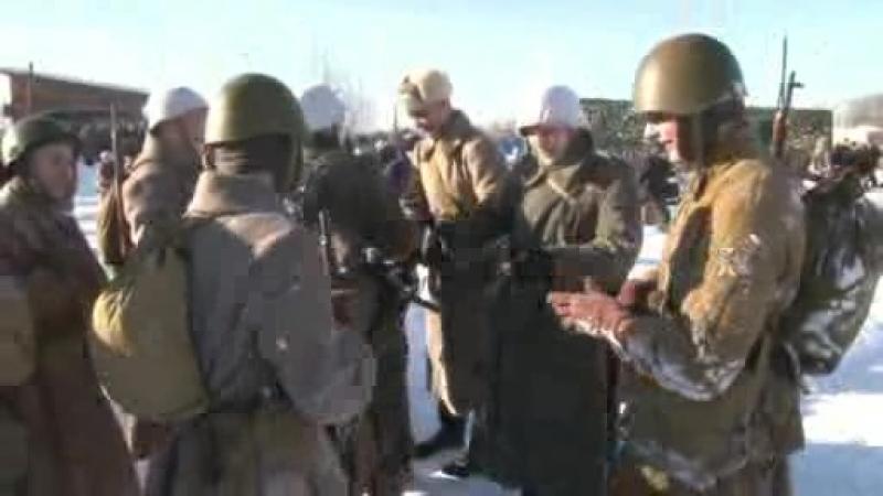 Демянский плацдарм - 2018