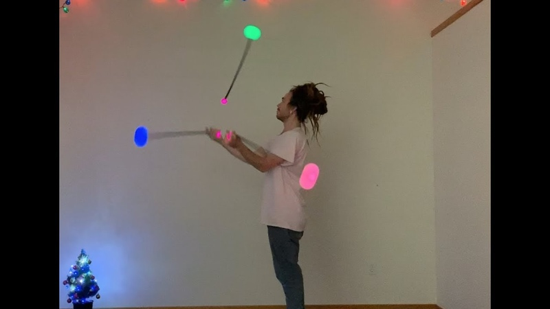 LED Contact Poi - Chris Kelly - Pod Mods - Things On Strings