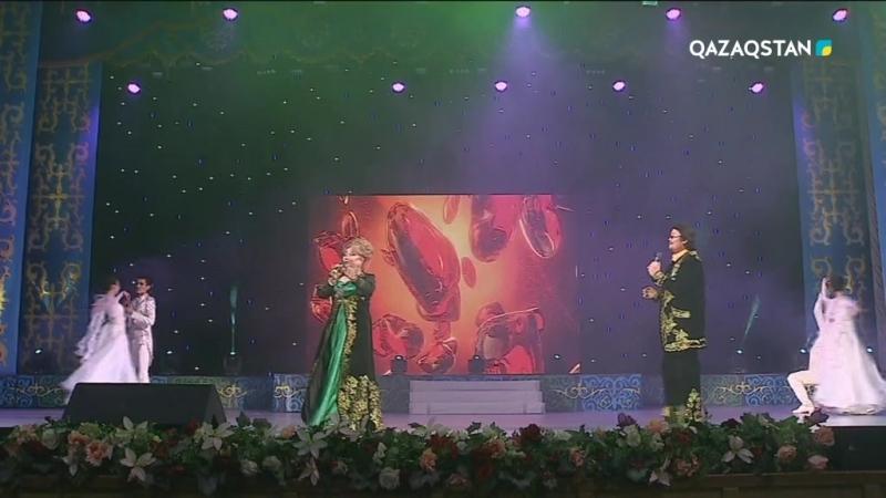 Бүгін 16:30-да Құрманбек пен Ризаның «Беу, қазағым!» атты концертін көріңіз.
