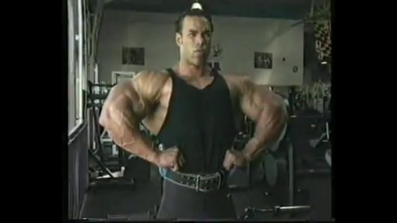 Kevin Levrone - Maryland Muscle Machine (Кевин Леврон - Мэрилендская Мускульная Машина)