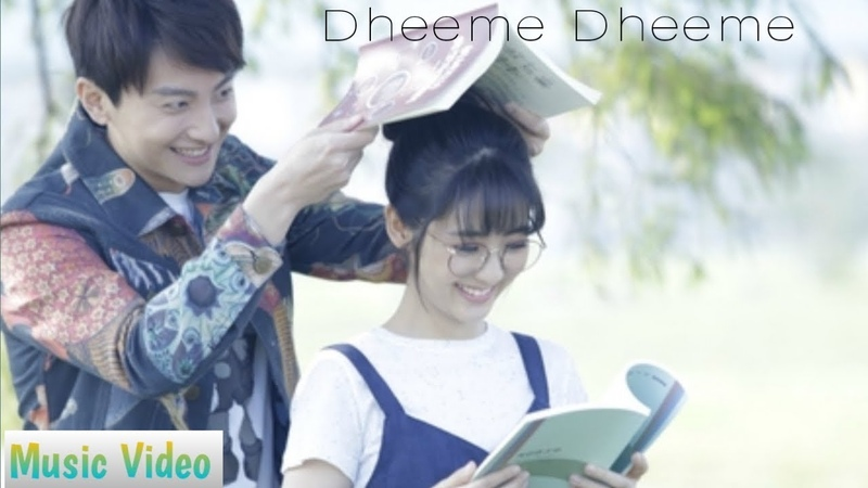 Korean mix 💗hindi songs ▶️ Your highness The class monitor♥️ MV▶️Dheeme Dheeme♥️
