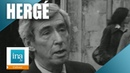 Hergé et Reiser au Festival d'Angoulême   Archive INA