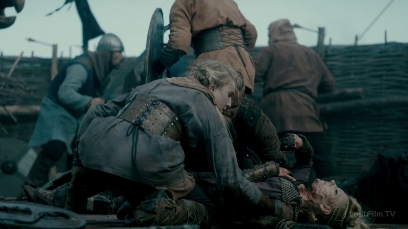 Vikings |4х10| Ragnar Lagertha