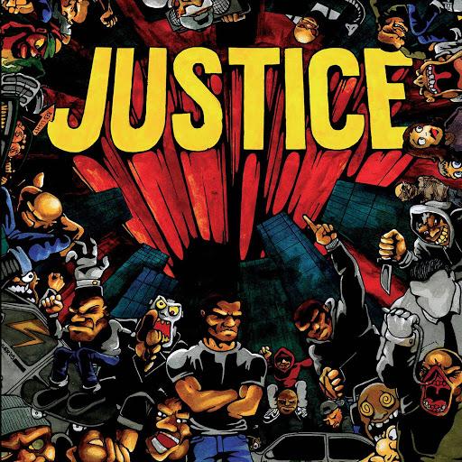 Justice альбом Justice