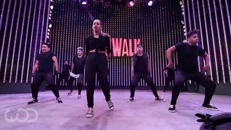RUN BOY RUN- Maker Empire at World of Dance City Walk 2014 Live