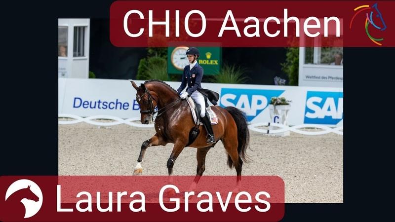 15 | CHIO Aachen |Laura Graves|Grand Prix CDIO5*| 2018