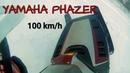 Crash Yamaha Phazer/ Arctic Cat Bearcat Z1/ словил пня/ упал со снегохода