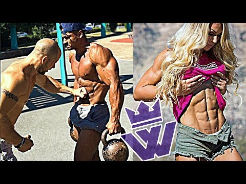 CRAZY STRONG FITNESS MOMENTS 2018 OMG People
