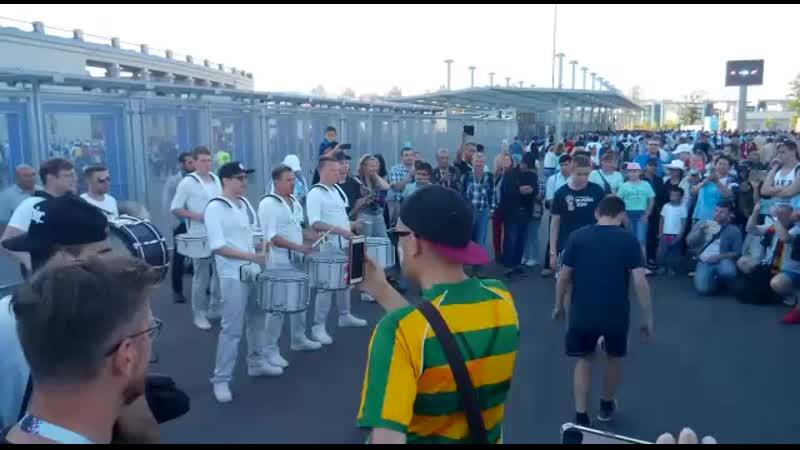 Санкт-Петербург, ЧМ по футболу 2018