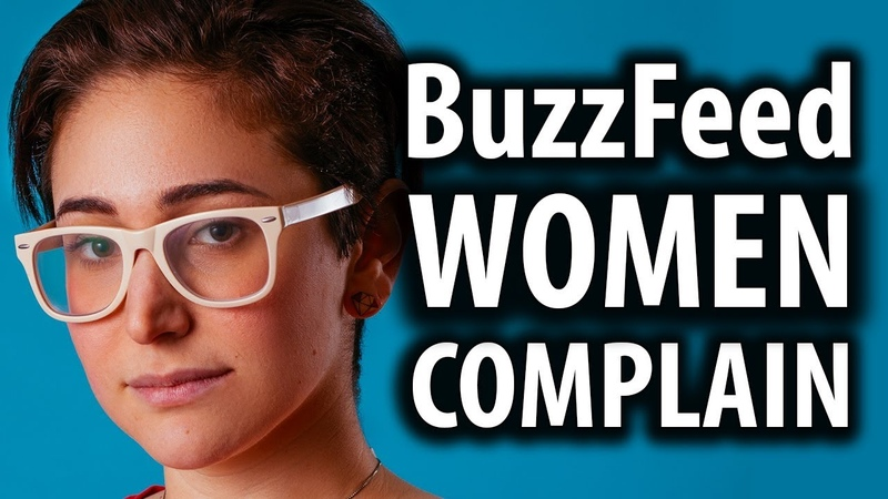 BuzzFeed Women Cant Handle YouTube