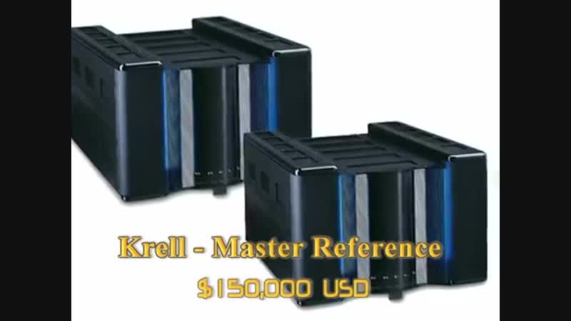 The Worlds Most Expensive Amplifiers over $100,000 USD
