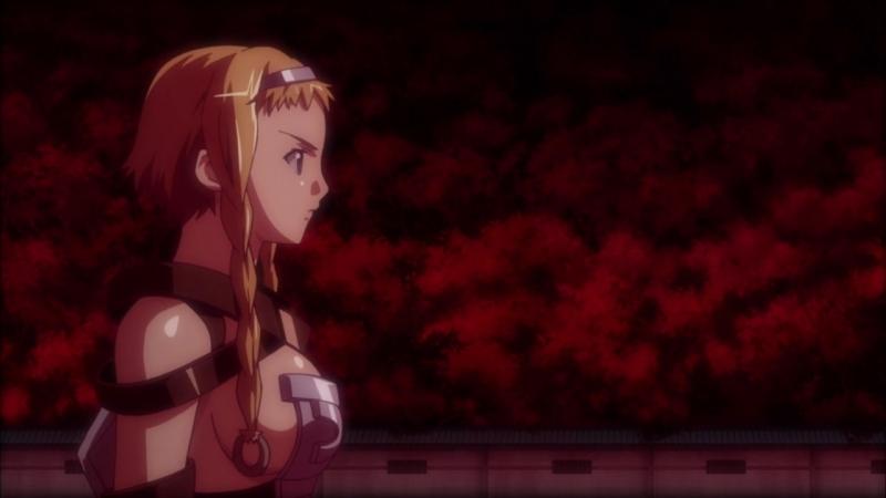 Queen's Blade: Gyokuza o Tsugu Mono / Клинок Королевы: Наследница трона [ТВ-2] - 10 серия [Persona99.GSG]