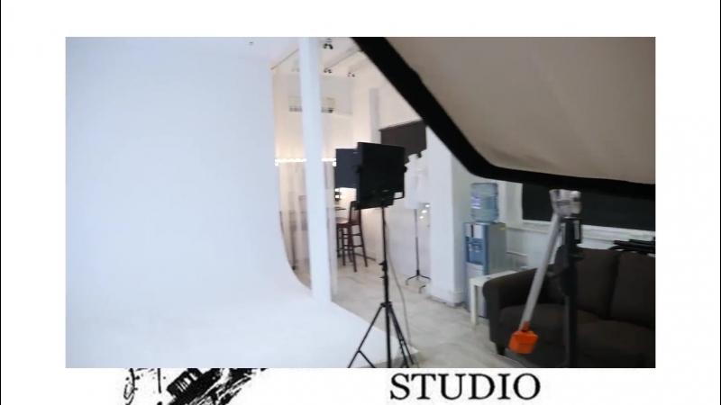 Идеальное арендное место для кино- съемок коммерческих фото сюжетов: фактурный задник красно-белого кирпича. Продуманный прейск