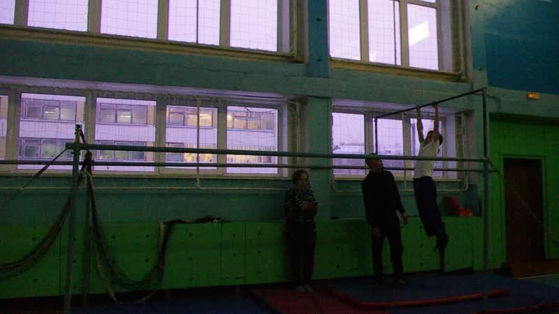 Сила РДШ в 18 школе Горшенин Владислав 7 б класс