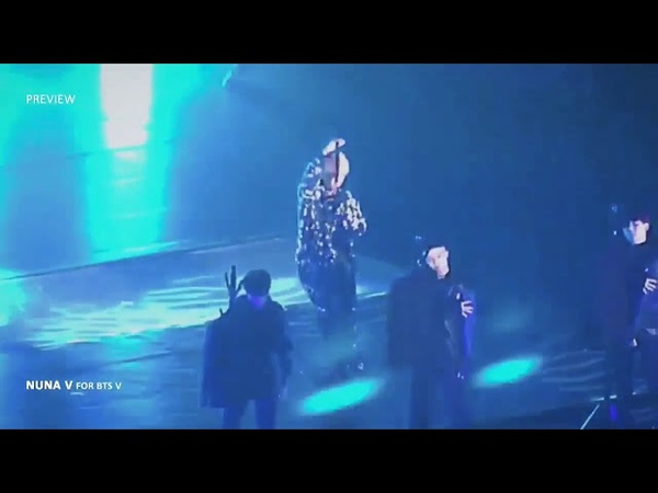 Taehyung 'Singularity' @Tokyo Dome Japan BTS World tour