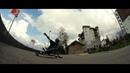 Downhill Longboarding In Rosa Khutor Olympic Village Sochi