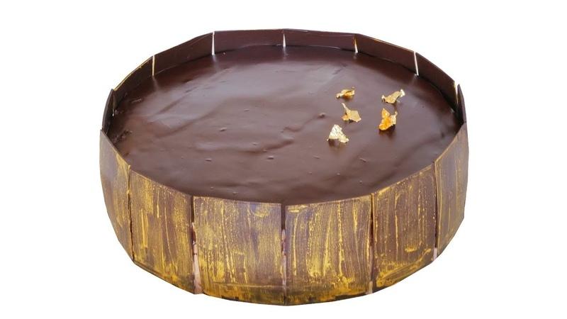Торт Принц-регент/Prinzregententort. Классический баварский торт