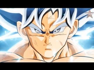 Dragon Boll Super Сонгоку Веджита Против Супер Броли Ультра Пробуждение Сонгоку Какарото Фан Анимацыя Фильма