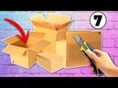 7 ideas creativas que puedes hacer con cartón