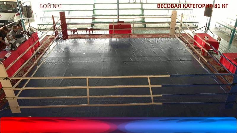 17-ые всероссийские соревнования по боксу класса А посвящённый памяти МС СССР Гамзаева М.Г. день 2.
