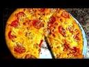 Супер тесто для пиццы Вкусная пицца в пиццамейкере GFGRIL
