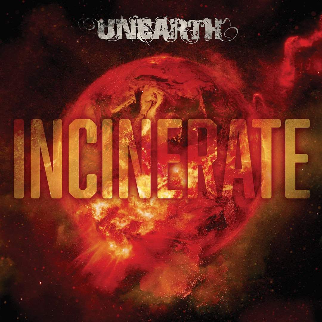 Unearth - Incinerate [single] (2018)