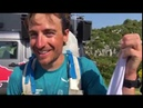 Facebook LIVE Day 11 Maxime Pinot arrives in Peille Red Bull X Alps 2019