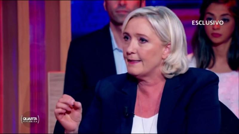 Le Pen contro l'Europa