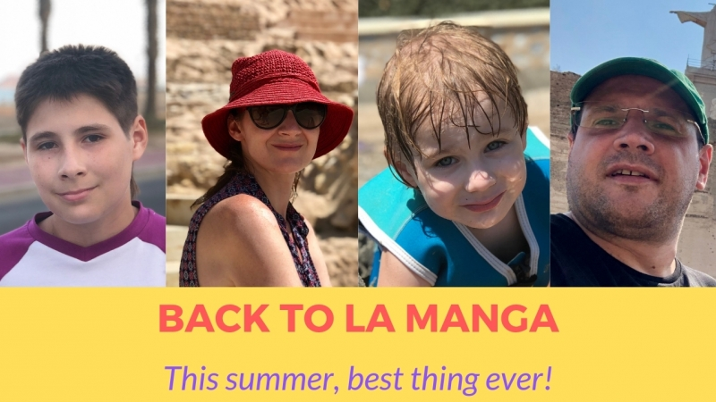 Back to La Manga!