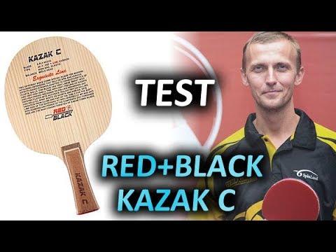 Николай Тельной тестирует основание RED BLACK Kazak C