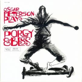 Oscar Peterson альбом Plays Porgy And Bess