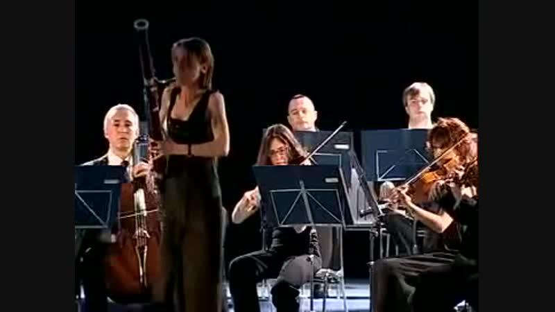 Laura Costa - Mozart- Concerto per fagotto KV 191 - 1°
