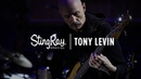 The Ernie Ball Music Man Stingray Special Bass - Tony Levin Demo Discussion