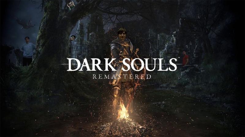Поход Зубочистки в Лордран   Experimental montage   Wycc220   Dark Souls:Remastered