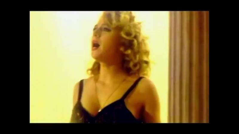 Алена Апина - Я тебя у всех украду (видеоклип) - 1993 [VGA 480p]
