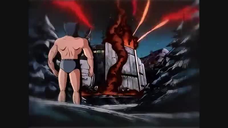 Люди Икс 3 Сезон 1 Серия Гостья Из Прошлого Часть Первая